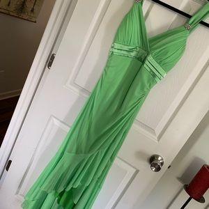 High low dress in EUC